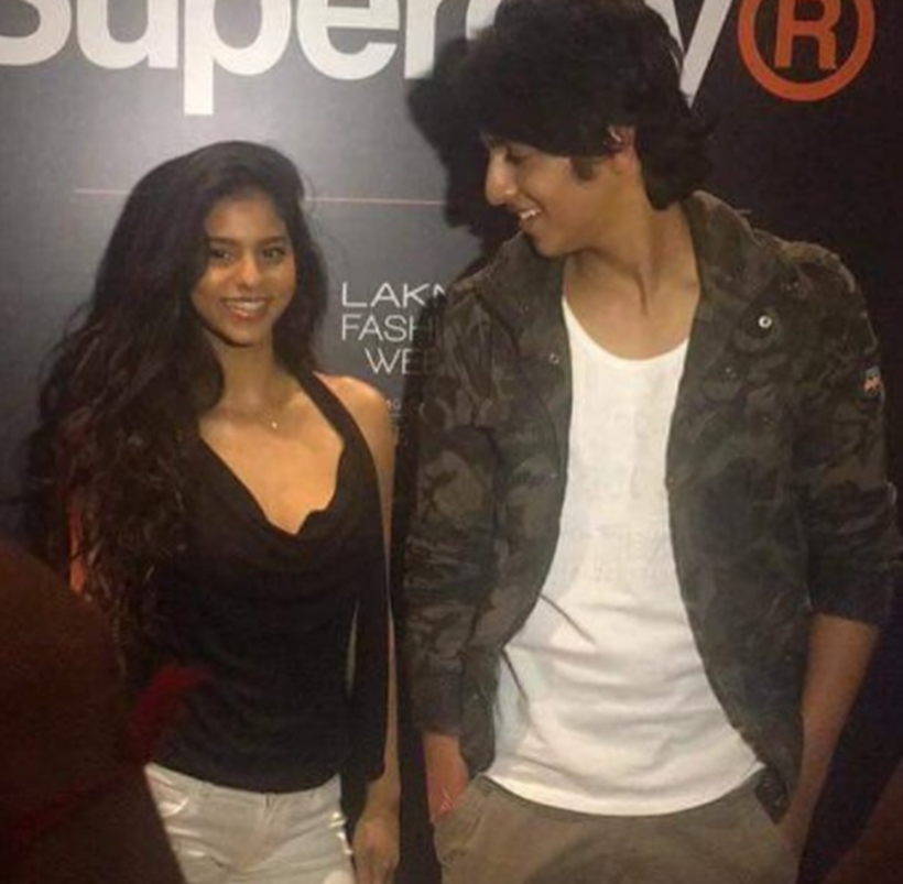 Suhana Khan, Suhana Khan new image, Suhana Khan lakme fashion week, Suhana Khan Ahaan Pandey photos, shah rukh khan daughter, Suhana Khan latest photos