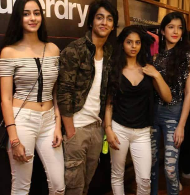 Suhana Khan, Suhana Khan new image, Suhana Khan lakme fashion week, Suhana Khan Ahaan Pandey photos, shah rukh khan daughter, Suhana Khan latest photos