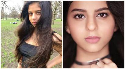 Suhana Khan's new picture is going viral for all the right reasons. Who can miss Shah Rukh Khan's little daughter?