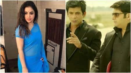 Sumona Chakravarti on Kapil Sharma-Sunil Grover fight: Kapil doesn't owe an explanation toanyone