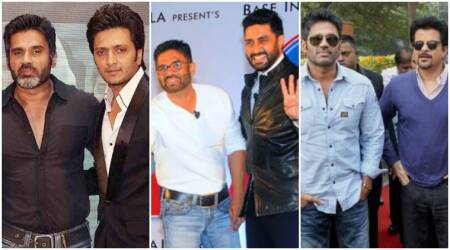 Happy Birthday Suniel Shetty: Anil Kapoor to Abhishek Bachchan wish 'Anna' in style