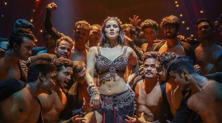 Sunny Leone sizzles in first look of Bhoomi dance number Trippy Trippy