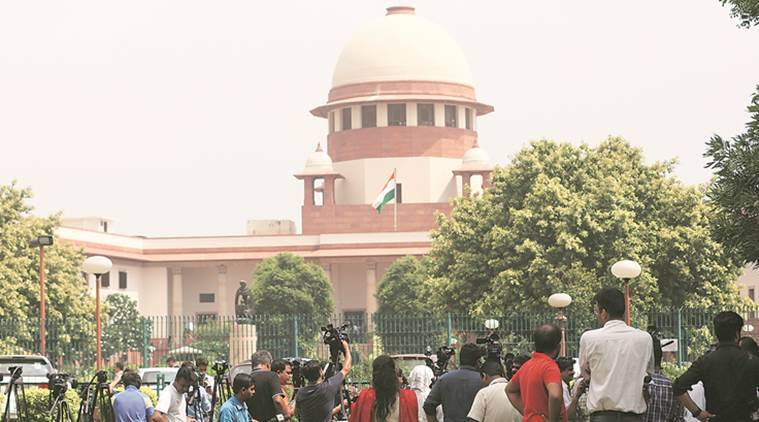 Supreme Court Transfer Petitions Video Conferencing India News Indian Express