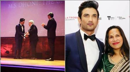 Sushant Singh Rajput on Best Actor win at the Indian Film Festival of Melbourne