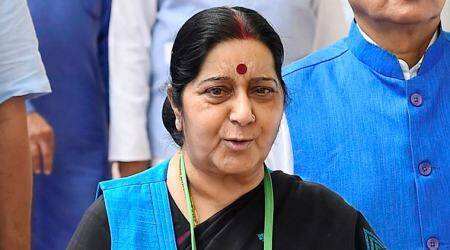 Kenyan police regret killing Indian origin person: Sushma Swaraj