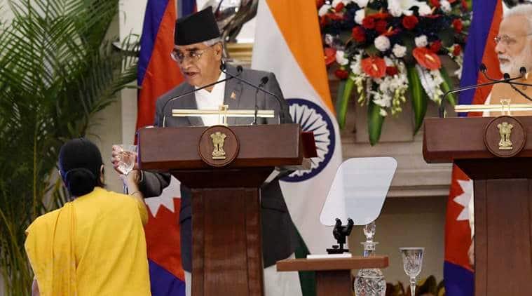 nepal, nepal elections, nepal politics, Sher Bahadur Deuba, Sher Bahadur Deuba india visit, indian express columns