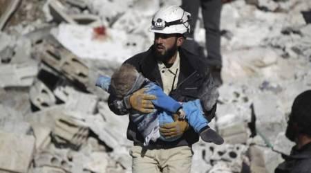 Syria, syria war, syria airstrikes, airstrikes, syria conflict, syria deaths, syria news, world news,
