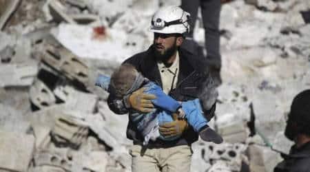 Assad regime shelling kills 3 in truce zone near Damascus: International human rightsmonitor