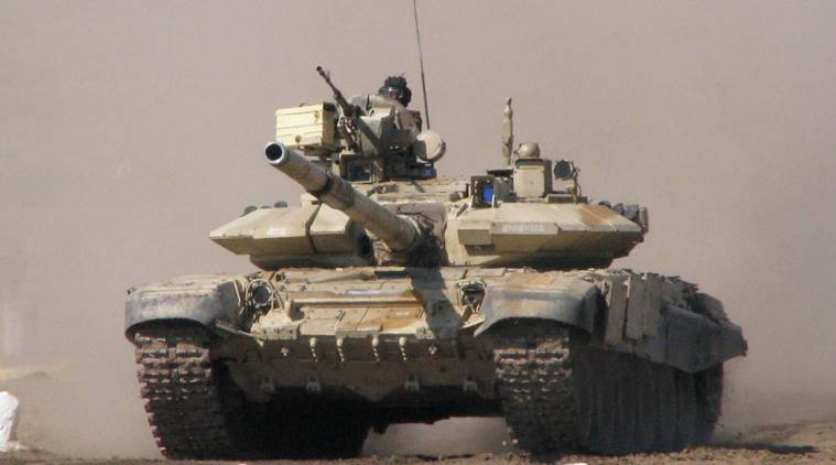 Indian Army, T-90, battle tank, T-90 tank, Russia