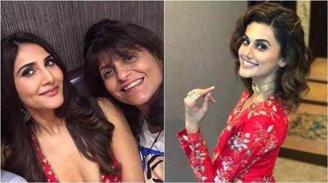 Taapsee Pannu's boomerang video to Vaani Kapoor's girl power, here's how Bollywood was rocking the backstage of LFW 2017