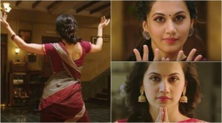 Anando Brahma song Naa Madhi Ninnu: If Taapsee Pannu is a ghost, and so pretty, we are ready to confront her. Watch video