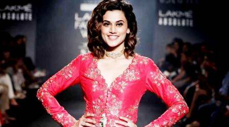 My outfits will never overpower my personality: Taapsee Pannu