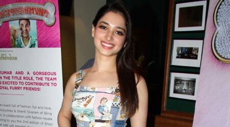Tamannaah Bhatia's tassel blouse is the weirdest thing you will see today