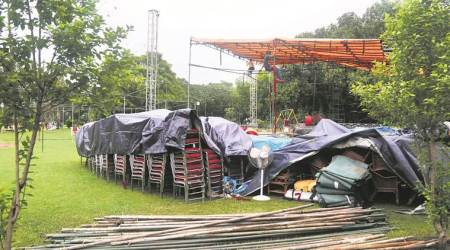 MC to spend Rs 7 lakh on Teej event today