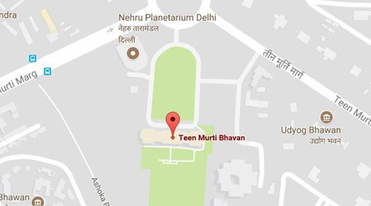 Teen Murti Bhavan, PM Narendra Modi, Rajnath Singh, Nehru Memorial Museum, India News, Indian Express, Indian Express News