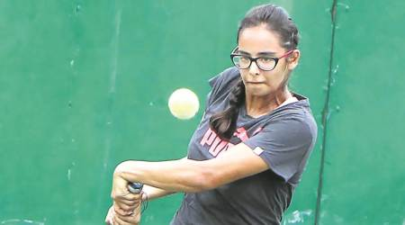 CLTA-AITA 50 thousand Prize Money Tennis Tournament: Prinkle defeats top seed Harshita
