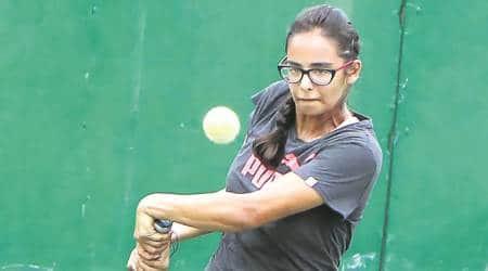 CLTA-AITA 50 thousand Prize Money Tennis Tournament: Prinkle defeats top seedHarshita