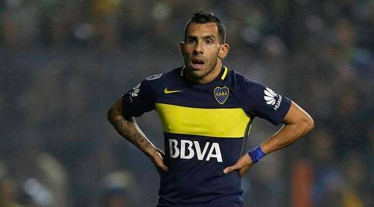 carlos tevez, argentina football, chinese super league