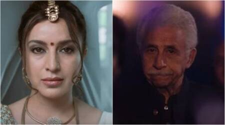 The Hungry trailer: Naseeruddin Shah and Tisca Chopra's film will leave you confused and intrigued