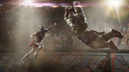 Thor Ragnarok: New footage of Thor and Hulk fight is the best thing about this Marvel film so far, watch video