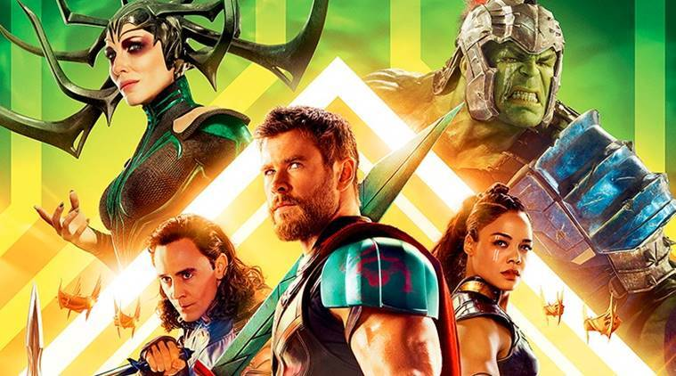 Thor Ragnarok, Thor Ragnarok review, Thor Ragnarok movie review, Thor review, Thor movie review