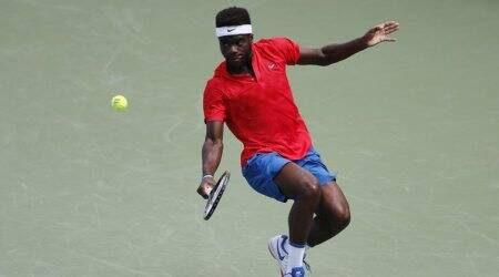 American Frances Tiafoe beats Juan Martin del Potro at Delray Beach Open