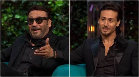 Jackie Shroff about son Tiger Shroff: He is like a horse, focusses only on work