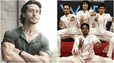 Dancing star Tiger Shroff lauds Shantanu Maheshwari's dance video