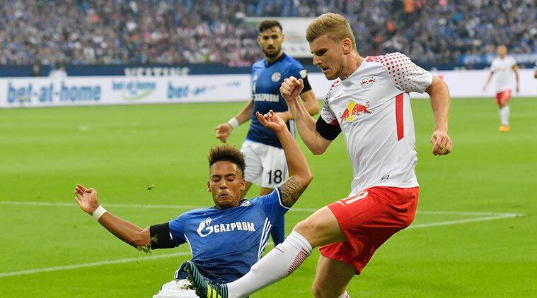 german police, Hessen, leipzig, Timo Werner, Timo Werner troll, football, sports news, indian express
