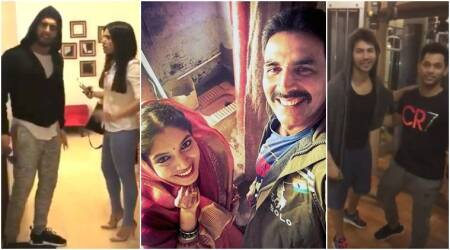Toilet Ek Prem Katha: Akshay Kumar, Bhumi Pednekar film gets the love of Varun Dhawan, Ranveer Singh and other stars
