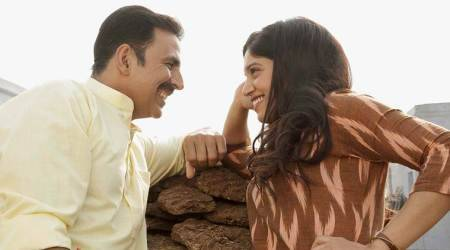 toilet ek prem katha movie review, toilet ek prem katha, akshay kumar, bhumi pednekar, toilet ek prem katha photos