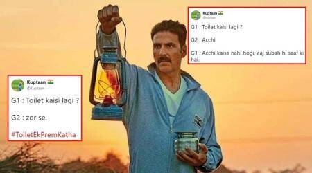 'Toilet: Ek Prem Katha' Twitter talk: Akshay Kumar's fans set funny 'toilet' jokes in motion