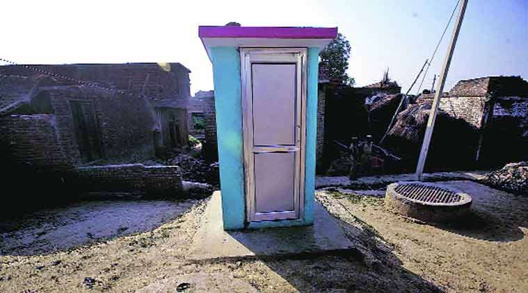 Toilets, Swachh Bharat Mission, SBM, ODF, Gandhiji, PM Narendra Modi, Narendra Modi, India News, Indian Express, Indian Express News