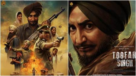 Toofan Singh was banned by CBFC during Pahlaj Nihalani's tenure
