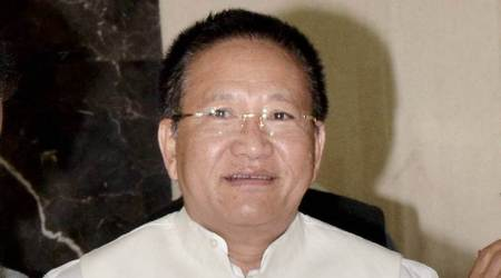 Nagaland Chief Minister T R Zeliang seeks disqualification of ten NPF MLAs