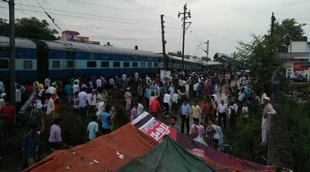 Muzaffarnagar train accident: At least 23 killed as 14 coaches of Utkal Express derail
