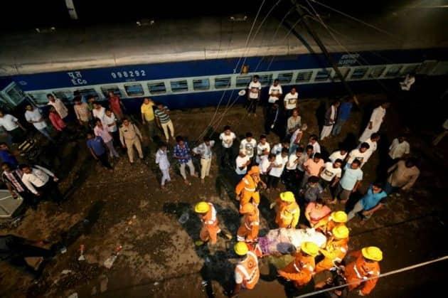 Utkal Express derailment, Utkal Express, Utkal Express derailment incident, Train derailment in Uttar Pradesh, Train derailment in Muzaffarnagar area, India news, National news, Latest news,