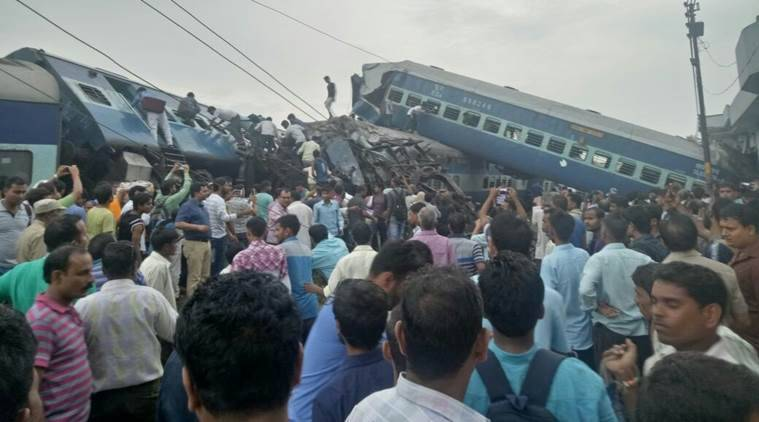 Utkal Express derails in UP's Khatauli: 23 dead, 97 injured