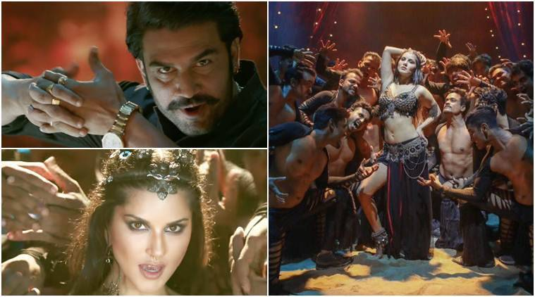 Sunny Leone's Sultry Item Number Trippy Trippy In Sanjay Dutt's Bhoomi
