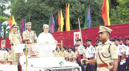 Doordarshan, AIR blacked out my Independence Day speech, told me reshape it: Tripura CM Manik Sarkar