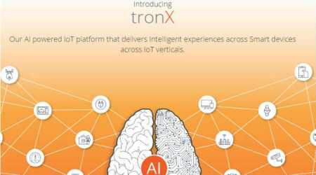 Smartron 'tronX': India's first AI powered IoT platform unveiled