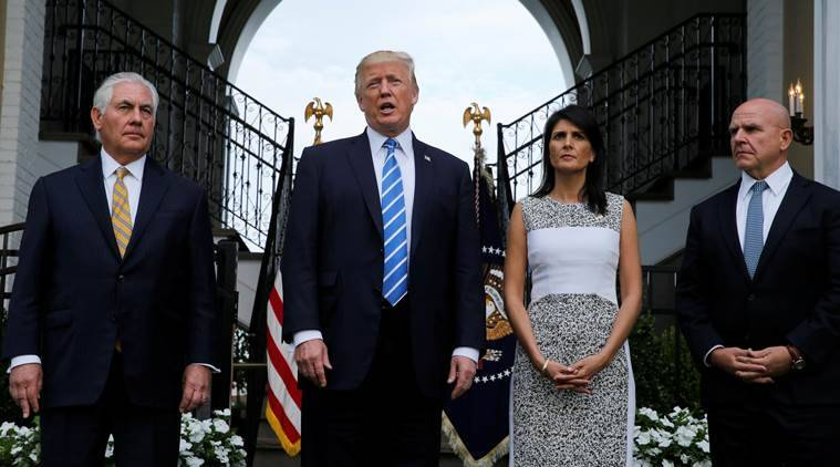 Donald Trump, Vladimir Putin, US Russia ties, US diplomats in Russia