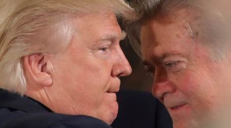 The Bannon effect: The alt-right crusader who always had Trump's ear till his exit
