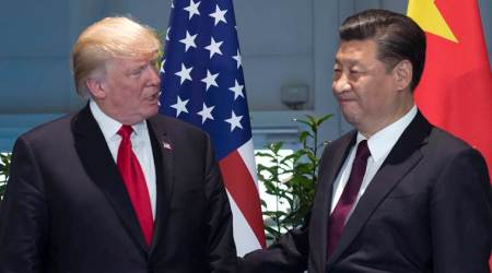 Xi Jinping, Donald Trump discuss sanctions pressure on North Korea, says White House