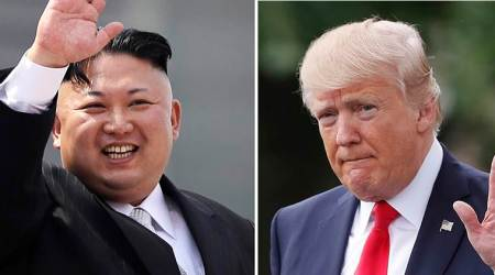 North Korea warns of nuclear war, President Donald Trump says US is 'locked and loaded'