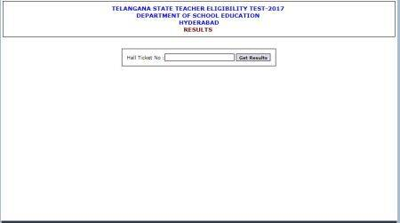 TSTET 2017 result declared at tstet.cgg.gov.in, here's how to view your scores