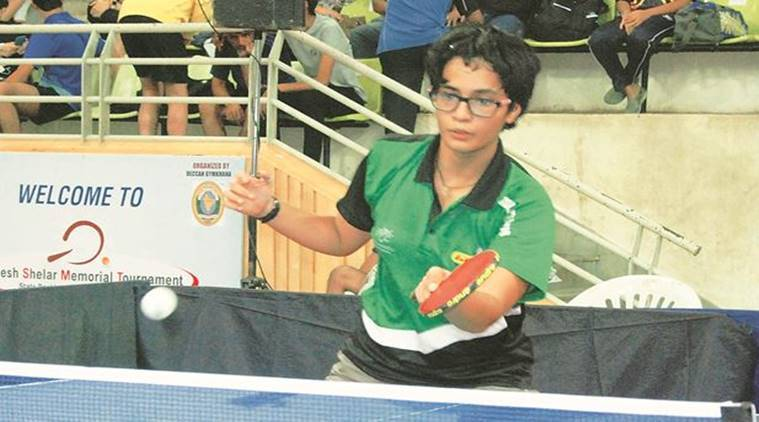 Sudesh Shelar Memorial Trophy, Sudesh Shelar Memorial Trophy state ranking table tennis tournament, Maharashtra State Table Tennis Association, Pune District Table Tennis Association, Pune news, Indian Express news