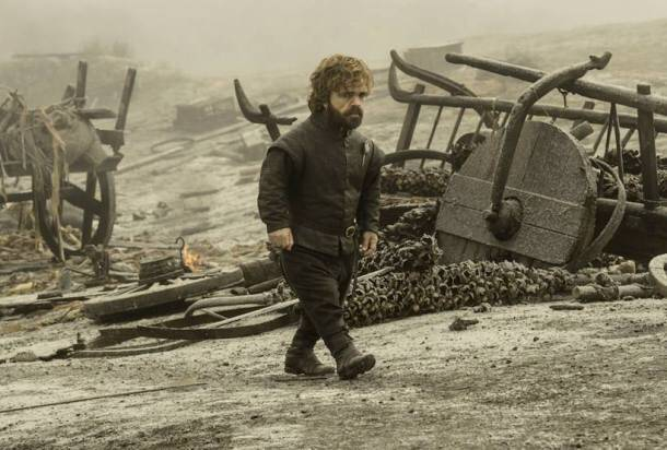 game of thrones, game of thrones season 7, game of thrones season 7 episode 5, game of thrones episode 5 stills, tyrion lannister