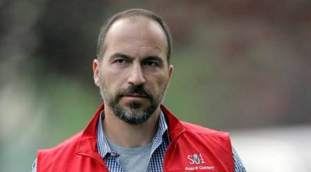 Uber CEO Dara Khosrowshahi aims to cover losses and get 'the love back'