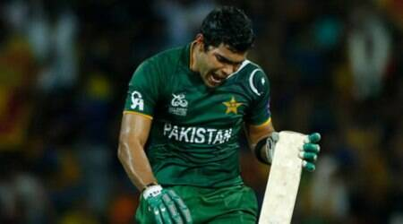 Umar Akmal, Mickey Arthur, PCB, sports news, cricket, Indian Express